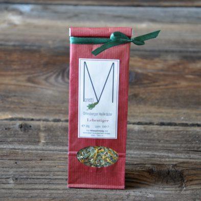 Lebentiger | Omesberger Heilkräuter Tee