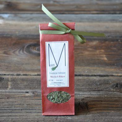 Muskelpaket | Omesberger Heilkräuter Tee