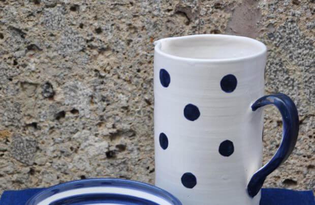 Keramikhandwerk nach alter Schule