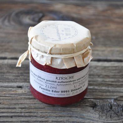 Kirsch-Marmelade