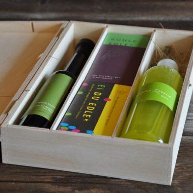 Geschenkbox Edles aus Tirol* mit Ei du Edle*
