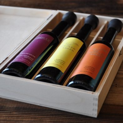 Geschenkbox 3 x Tiroler Edler