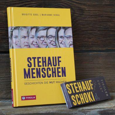 STEHAUFMENSCHEN + STEHAUFSCHOKI