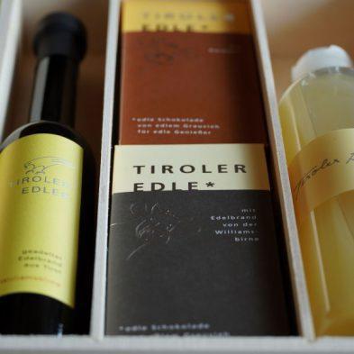 Geschenkbox Edles aus Tirol* I alpenspeik