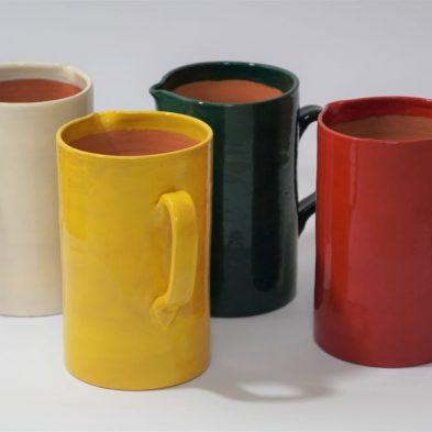 Keramikkrug aus Südtirol