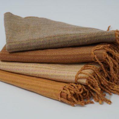 Schal aus Kaschmirwolle
